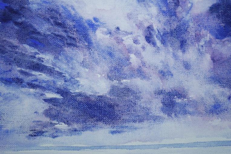 Acryla-gouache-on-canvas-closeup
