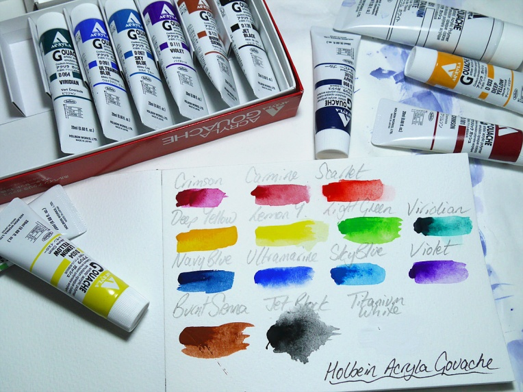 Holbein-acryla-gouache-colour-swatches-190319